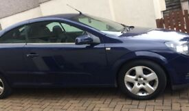 CONVERTIBLE ASTRA TWIN TOP AIR 1.6 , YEARS MOT