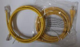 1.5m CAT5E cables