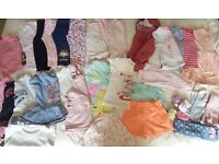 Baby Girl Clothes Age 18-24 months (37 items) Bundle 2
