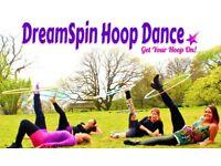Hula Hoop - Improvers - 17th May 6.15pm