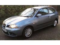 SEAT Ibiza 1.4 Stylance 3 Door Petrol MOT until November 2017 Great Condition (Cat 3)