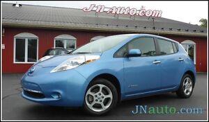2014 Nissan Leaf SV Premium 360+Bose 6.6 kw Recharge 110v,220v e