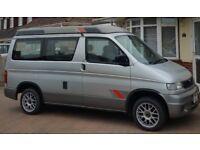 Mazda Bongo Auto Freetop Campervan