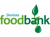 Food store volunteer for Devizes Foodbank