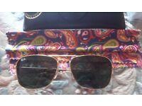 RayBan Caravan Sunglasses ( GENUINE )
