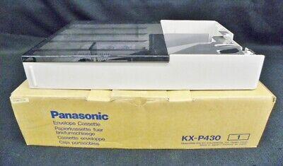 New Panasonic Envelope Cassette Kx-p430 Matsushita Japan For Add On For Printer
