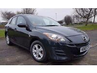 2010 Mazda 3 1.6 Ts 5 Door Black