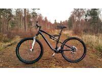 "Specialized Stumpjumper FSR Custom Full Sus Mountain Bike - Medium 17"" - £1800 New!"