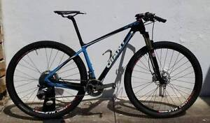 Giant XTC Advanced SL 0 29er. M. XTR 2x10s. Crest ZTR Wheels. Dulwich Hill Marrickville Area Preview