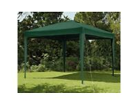 Home 3m x 3m Pop up Garden Gazebo - Green
