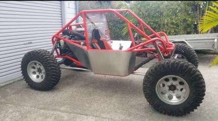 Comp spec rock crawler 4x4 buggy