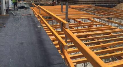 Easi Form LVL Laminated Veneer Lumber 95mm (W) x 63mm (D)