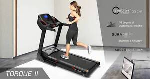 Lifespan Fitness Torque II Treadmill Rosebery Inner Sydney Preview