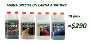 Hydroponic Canna Additives deal Wangara Wanneroo Area Preview