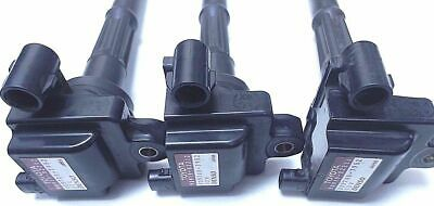 9091902212 Toyota 4Runner Tacoma Tundra T100 Ignition Coil 3.4L 5VZFE Pack of 3 Toyota 4runner Ignition Coil
