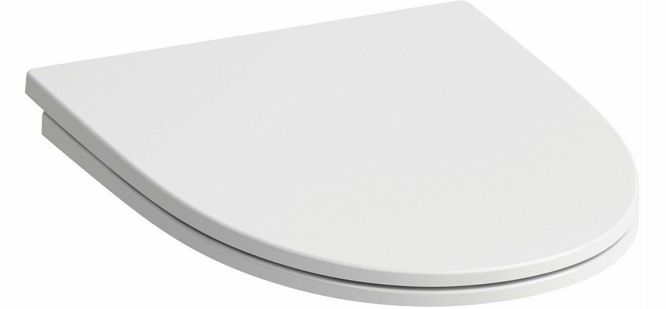 Laufen Objekt Kompas Wc Sitz Deckel Duroplast Weiß antibakteriell 8.9115.0 NEU
