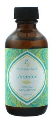 Expressive Scent Jasmine Scented Home Fragrance Essential Oil 2 oz - Jasmine Home Fragrance