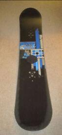Burton Snowboard 158 in excellent condition