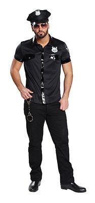 Sexy Polizist Policeman Bulle Polizei Polizistenanzug Kostüm für Herren