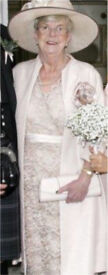 Mother of bride outfit