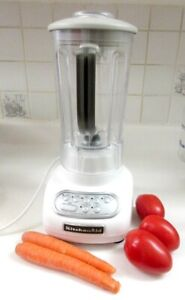 Powerful Artisan Blender KitchenAid Great Condition White Base