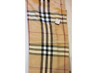 Burberry scarf/shawl brand new