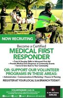 Medical First Responders