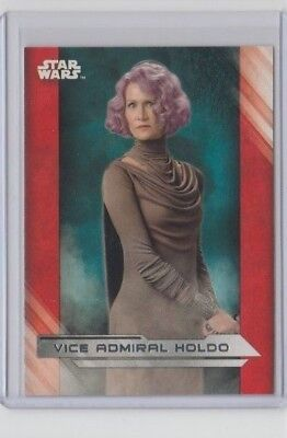Star Wars The Last Jedi Ser 1 Character  29 Laura Dern As Vice Admiral Holdo