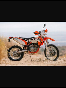Looking for Street / Trail , Enduro Style!!