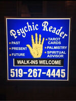 Psychic tarot card Reading and Spell caster  $60