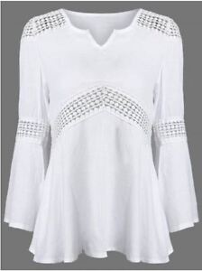 Rosegal Brand New Lace Blouse