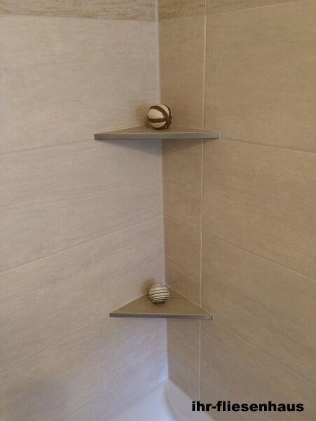 edelstahl eckablage f r dusche und bad befliesbar f fliesen hk ea von 170 270mm eur 61 60. Black Bedroom Furniture Sets. Home Design Ideas