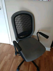 Grey Task Chair – Text 416-400-6479 .