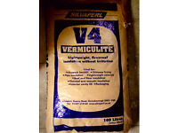 6 x Vermiculite Bags / 100L / only £10 (RRP £25)