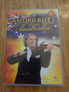 Andre Rieu Live In Australia DVD as new Bayswater Bayswater Area Preview