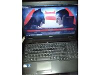 "ACER 5235 CORE 2 DUO 15.6"" LED 6GB LAPTOP"