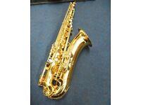 Buescher BU-5 Tenor Saxophone
