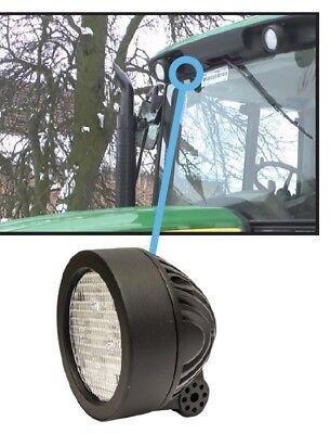 John Deere 5e-7030 Series Tractor Light Led Cab Fender Handrail Light 3121