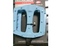 Coyote Mtb Pedal Light Blue Also Red Available