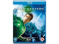 Green Lantern Extended Cut Blu Ray - Very Good Condition