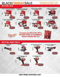 BLACK FRIDAY TOOL SALE - DEWALT - MILWAUKEE - MAKITA Sarnia Sarnia Area image 8