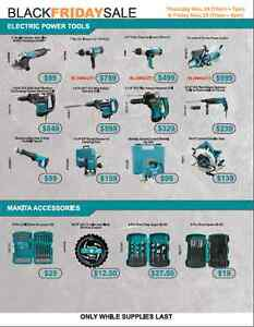 BLACK FRIDAY TOOL SALE - DEWALT - MILWAUKEE - MAKITA Sarnia Sarnia Area image 7
