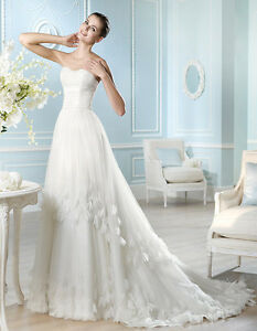 85% off - Wedding Dresses Sample Sale - Size 6-10 – From $64