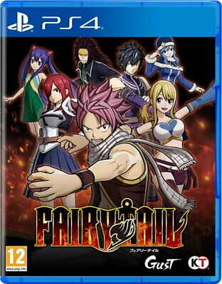 Fairy Tail (PS4) **Pre Release**