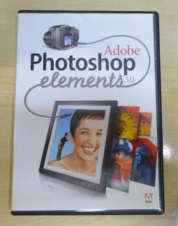 Adobe Photoshop Elements photo editing software