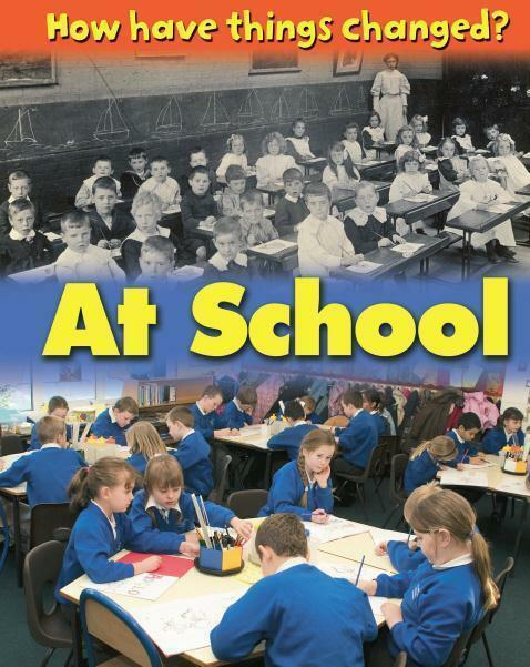 NEW At School By James Nixon Paperback Free Shipping