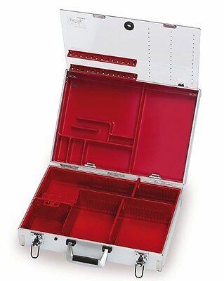 Notfallkoffer Weinmann Ulmer Koffer I 1 Pulsoxymeter Combibag  AMBU® Mark IV 4