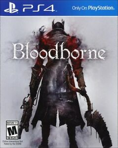 BLOODBOURNE PS4 - MINT CONDITION