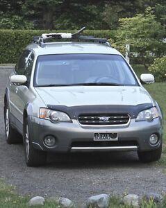 2005 Subaru Outback-entretien impec.-tout équipé-support vélo