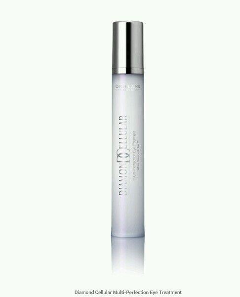 Oriflame Diamond Cellular Multi-Perfection Eye Treatment Cream RRP 20.95, New